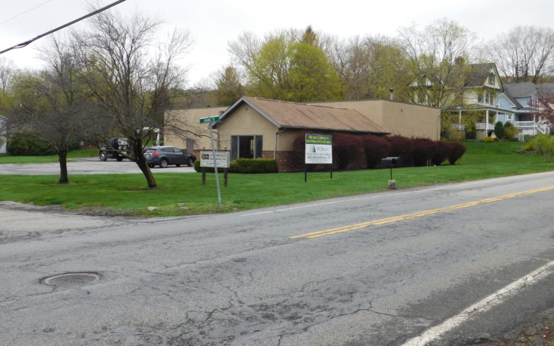 PRICE REDUCED! Single-story, Industrial/Office/Flex Bldg. – 19 Adams St. Highland Mills, NY
