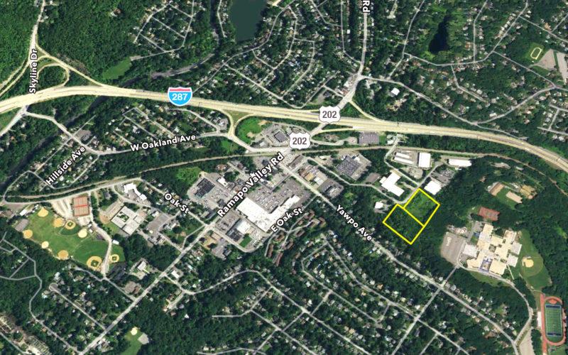 6.36 Acres of Industrial Zoned Vacant Land – 8 & 9 Raritan Road, Oakland, NJ 07436