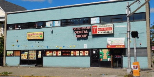 Office/Retail/Medical Building – 295 Broadway, Paterson, NJ 07501