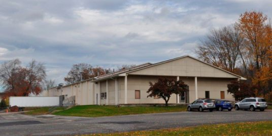 1 Story Warehouse/Industrial Building – 65 Leonards Drive, Montgomery, NY 12549