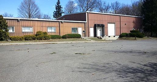 Clear Span Warehouse Bldg. – 4 Hadden Drive, Montgomery, NY