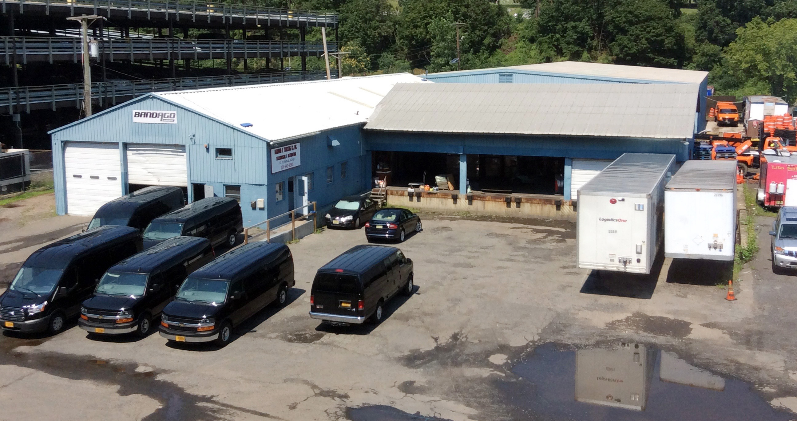 Industrial Building – 23 Terminal Road, Lyndhurst  NJ 07071
