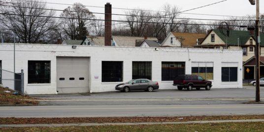Auto/Truck Service Facility 2 Taylor Avenue City of Poughkeepsie NY 12601 -LEASE