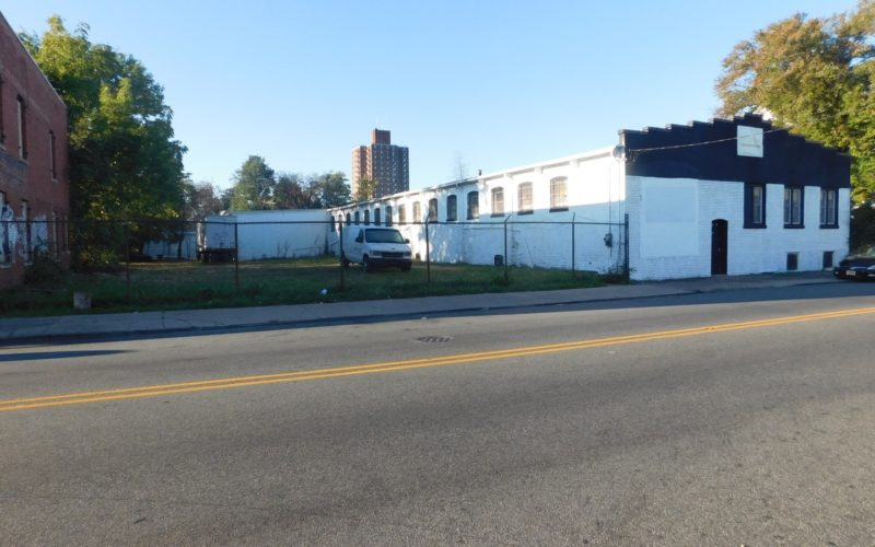 Single Story Industrial Building – 188 Lafayette Street Paterson, NJ 07501