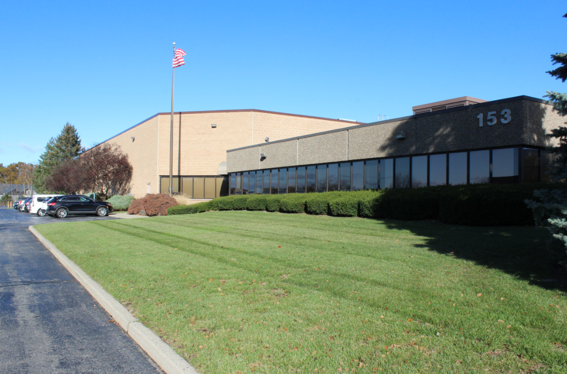 Office/Warehouse Building | 153 Bauer Drive Oakland, NJ 07436