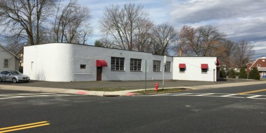 Commercial Building For Lease or Sale | 63-77 Park Avenue, Lyndhurst NJ