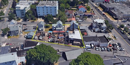 Redevelopment or Outside Storage – 11-19 Orchard Street, Hackensack, NJ 07601