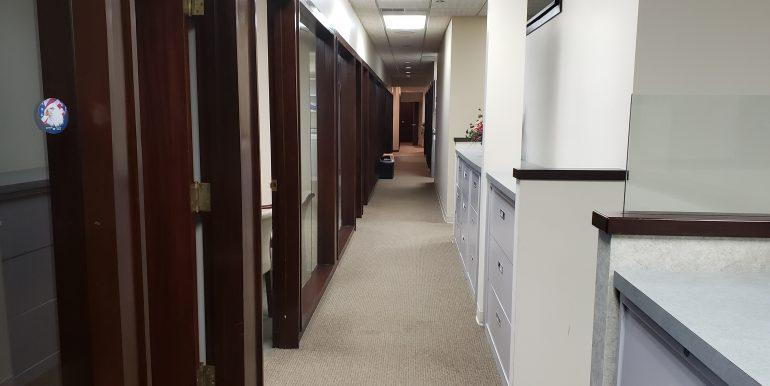 2nd Fl. hallway