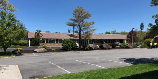 ±534-±9,473 Sq. Ft. Office Space for Lease 100 Commerce Drive New Windsor, NY 12553