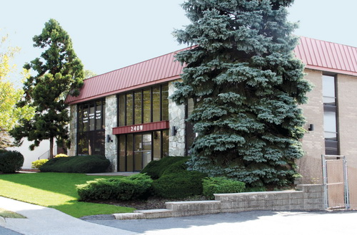 Attractive 2 Story Office Building – 240 West Passaic Street, Maywood, NJ  07607