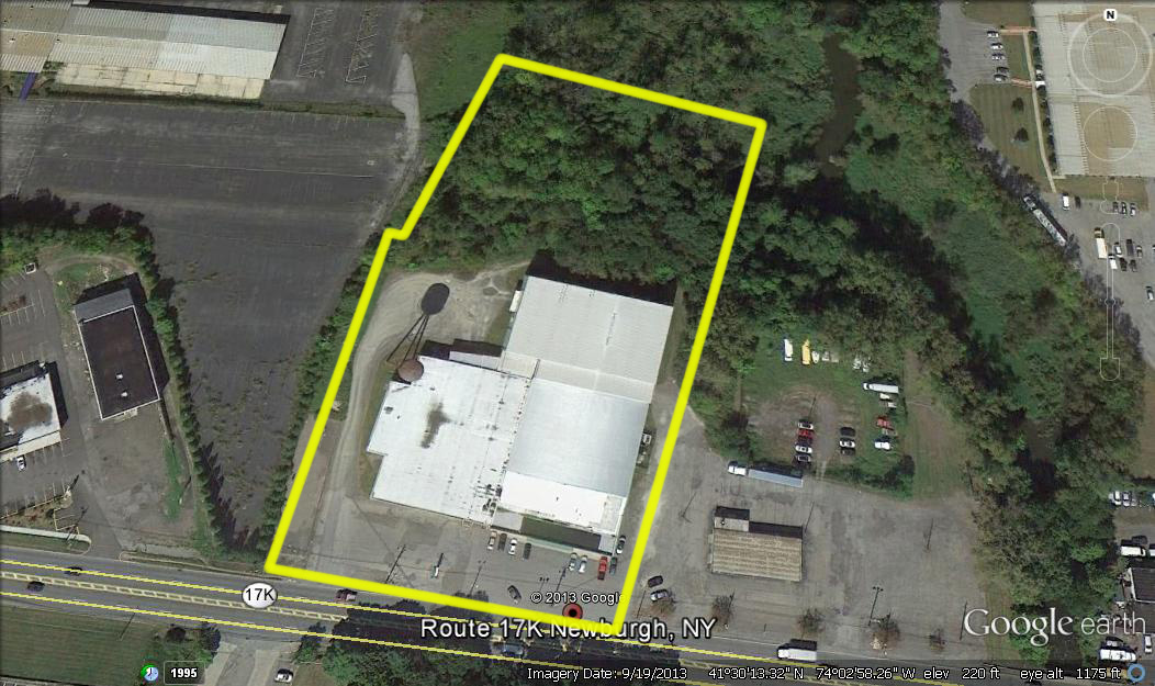 For Sale – Retail/Whse/Manufacturing Facility-10 Route 17K, Newburgh, NY 12550