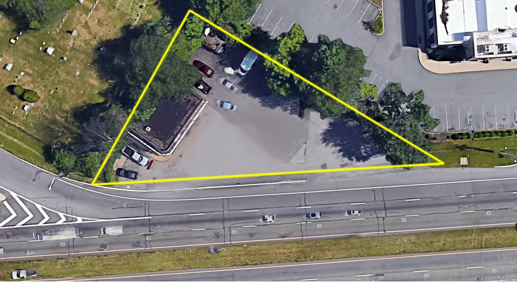 Land For Sale Or Lease | 26 Route 46 Montville, NJ 07058