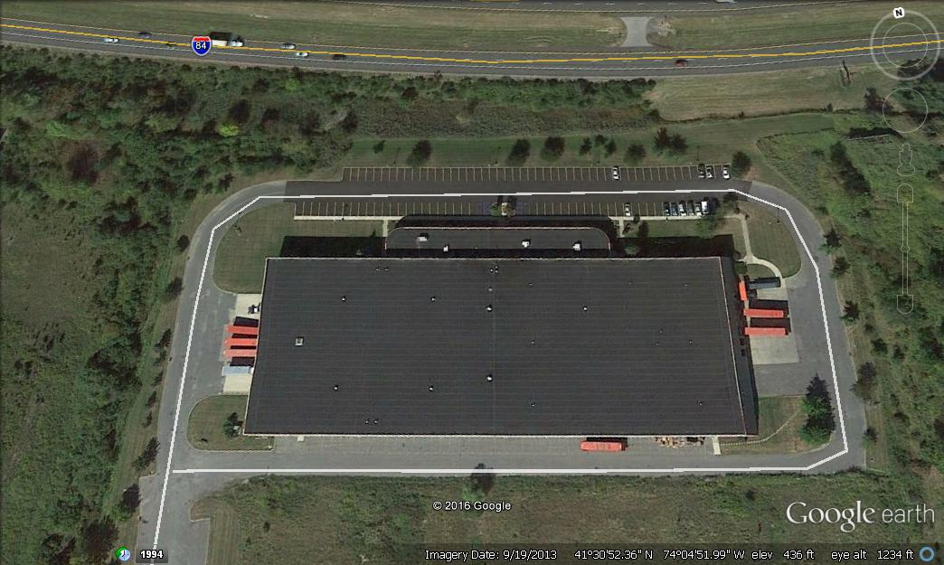 Sublease-Industrial Space-1900 Corporate Blvd. Newburgh, NY 12550