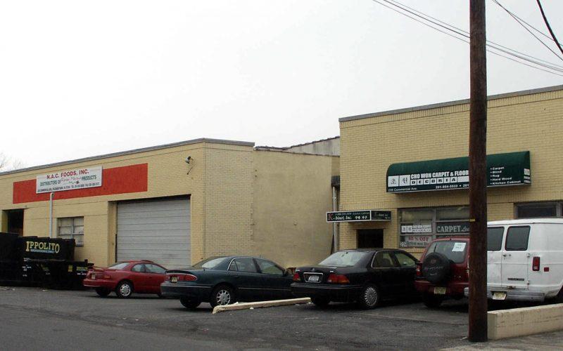 Prime Warehouse or Light Manufacturing Building – 239 Commercial Ave., Palisades Park, NJ  07650