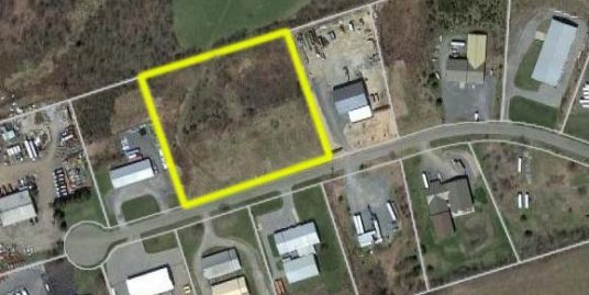 Commercial Land – +/-4.0 Acres 14 & 16 Industrial Drive, Goshen, NY 10924