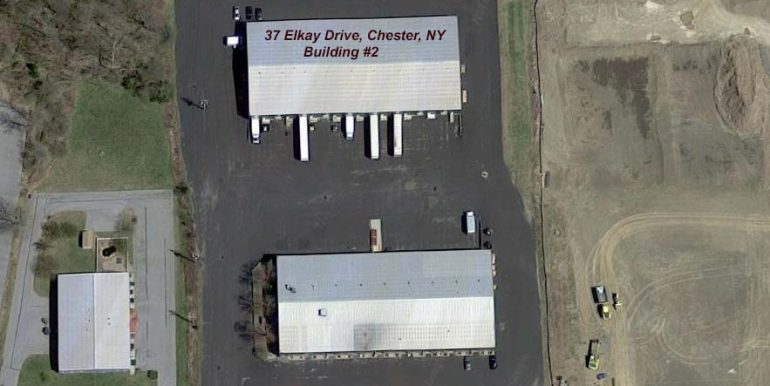 Photo_37 Elkay Drive Chester_Aerial Bldg. 2_straight labeled